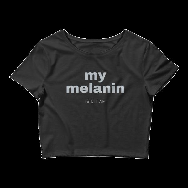 my melanin